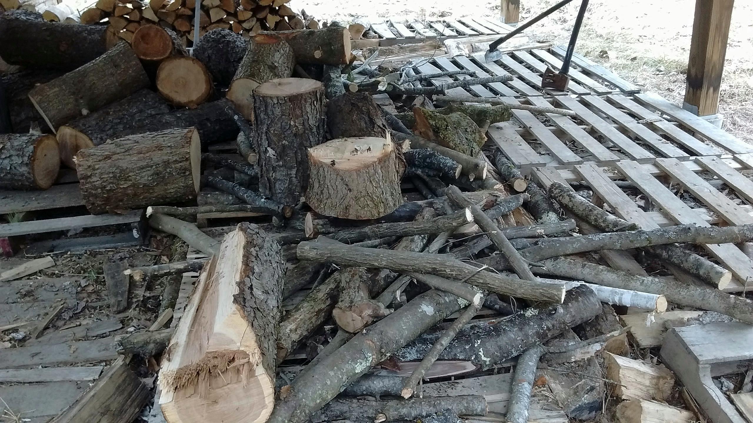 hedgerow firewood